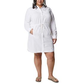 Columbia Silver Ridge Novelty Dress Women, blanco